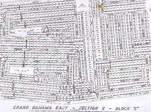 Land for sale in Gb East Section 2 Lot 665, Grand Bahama, The Bahamas