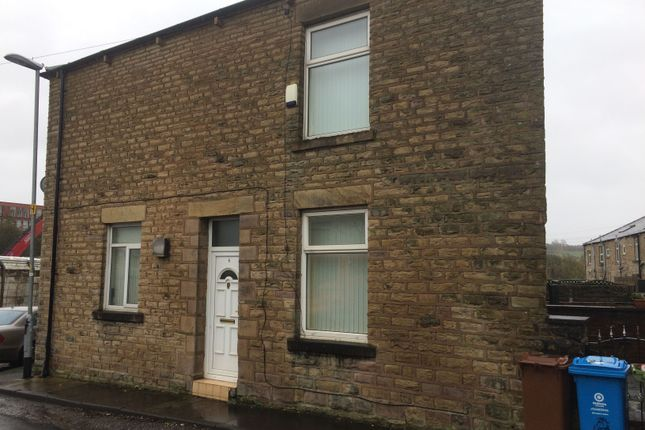 Thumbnail End terrace house to rent in Leach Street, Shaw, Oldham