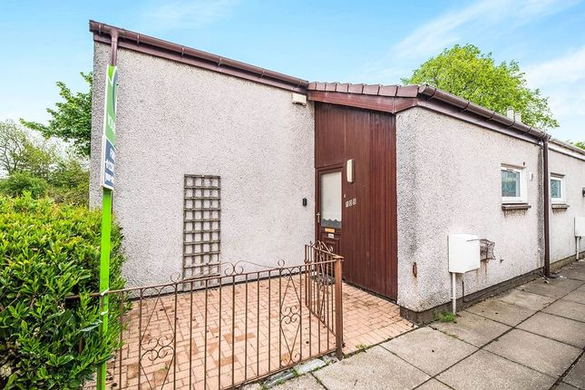 Thumbnail Terraced house for sale in Marmion Road, Greenfaulds, Cumbernauld
