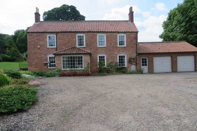 Thumbnail Detached house to rent in Swallow Road, Thornganby