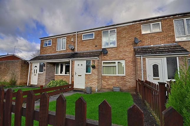 Thumbnail Terraced house to rent in Cherington Close, Worcester