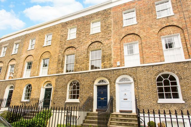 Thumbnail Terraced house for sale in Tredegar Square, London