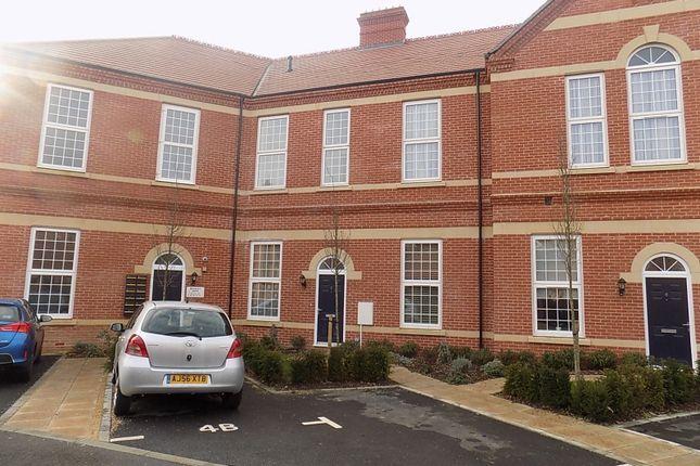 Thumbnail Flat for sale in Bradley Drive, Hellingly, Hailsham