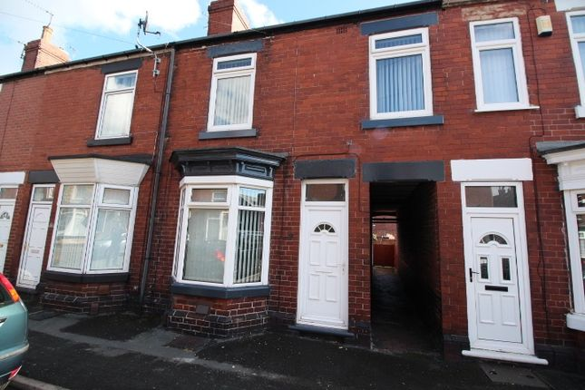 Thumbnail Terraced house to rent in Pym Road, Mexborough