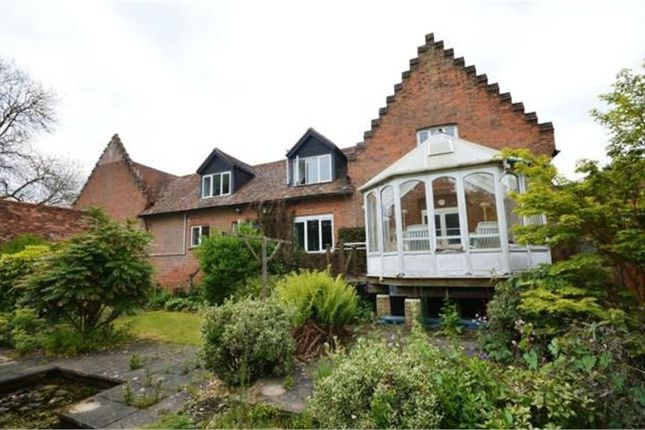 Thumbnail Semi Detached House For Sale In Newton Hall, Great Dunmow, Essex