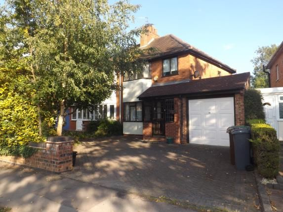 Thumbnail Property for sale in Damson Lane, Solihull, West Midlands