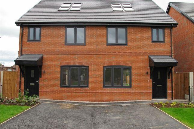 4 bed semi-detached house for sale in Warburton Hey, Rainhill, Prescot, Merseyside