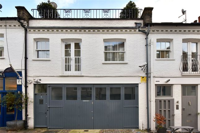 Thumbnail Mews house for sale in Elvaston Mews, London