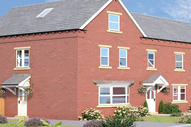 """Thumbnail Mews house for sale in """"The Hazelwood"""" at Victoria Road, Hyde Park, Leeds"""