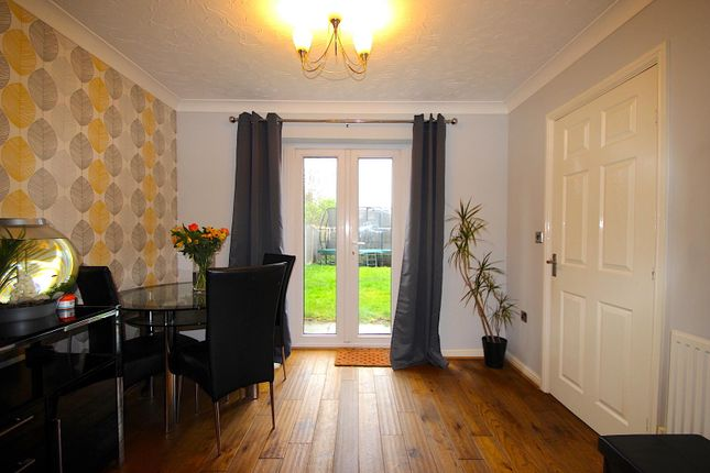 Dining Room of Jewsbury Way, Thorpe Astley, Braunstone, Leicester LE3