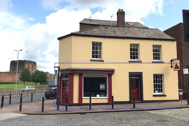 Office for sale in Abbey Street, 1-3, Carlisle