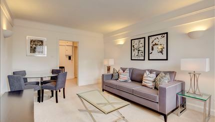 1 bed flat to rent in Fulham Road, Fulham
