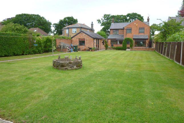 Thumbnail Detached house for sale in Church Lane, Great Sutton, Ellesmere Port