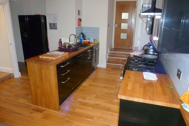 Thumbnail Terraced house for sale in Houndiscombe Road, Mutley, Plymouth, Devon