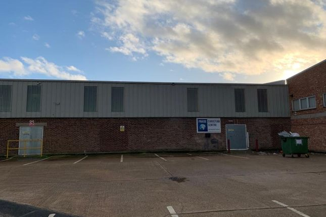 Thumbnail Industrial to let in Unit 4, 8, Purdeys Way, Rochford