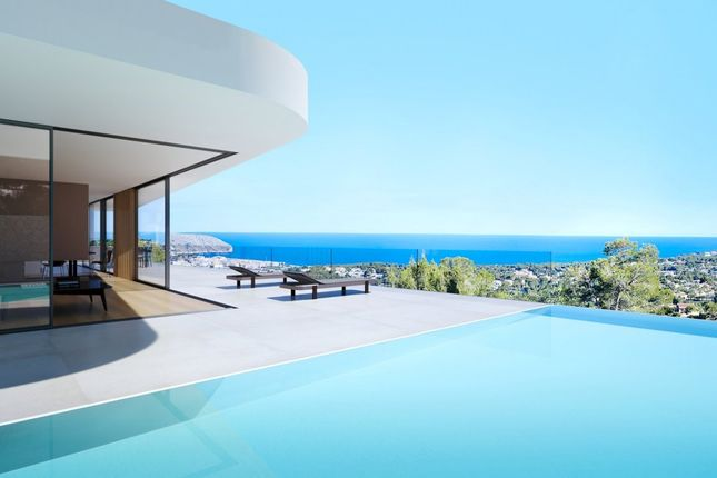 Thumbnail Villa for sale in Calle Benimuslem, 75, 03724 Teulada, Alicante, Spain