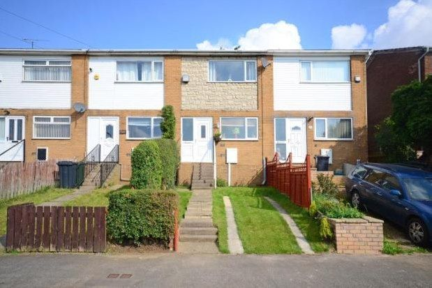 2 bed terraced house to rent in Strauss Crescent, Maltby, Rotherham S66
