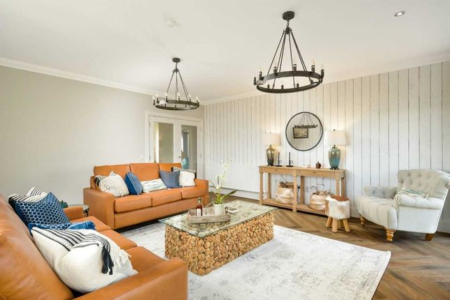 Thumbnail Flat for sale in The Kilbryde, Chapelton, Stonehaven, Aberdeenshire