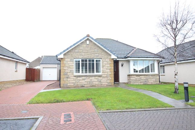 Thumbnail Detached bungalow for sale in Mauchline Grove, Kirkcaldy, Fife