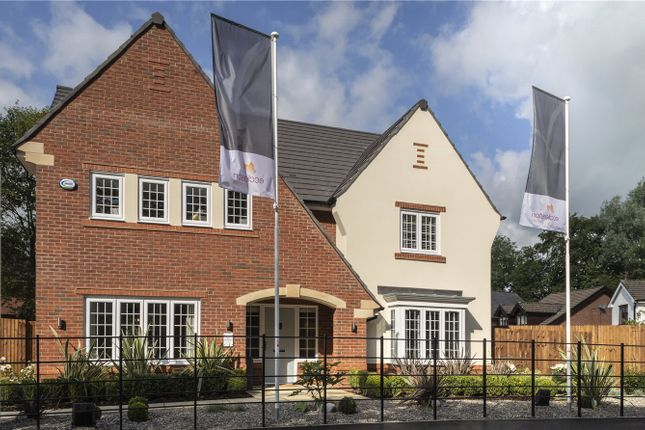 Thumbnail Detached house for sale in Moss Lea Park, Moss Lea, Bolton