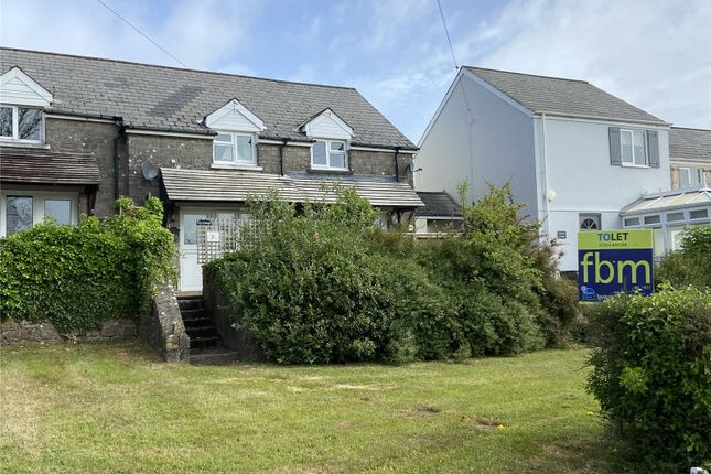 Thumbnail Semi-detached house to rent in Ivy Cottage, St. Florence Cottages, St Florence, Tenby