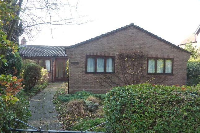 Thumbnail Detached bungalow for sale in Hatfield Road, Northallerton