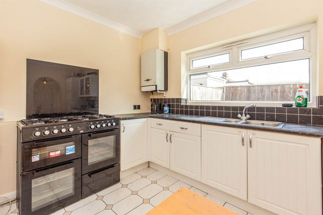 Thumbnail End terrace house for sale in The Link, Ormesby, Middlesbrough