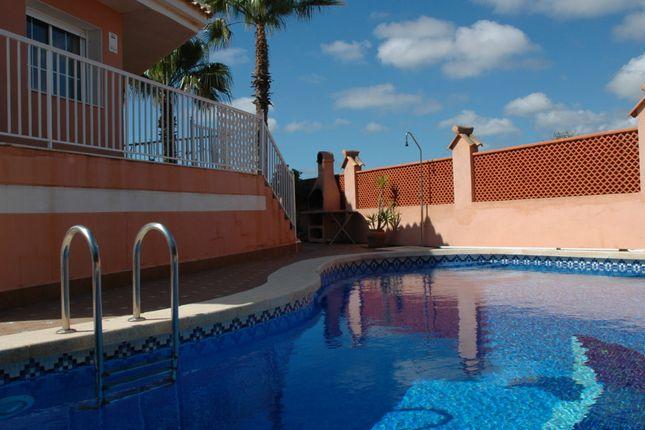 Thumbnail Villa for sale in La Manga Del Mar Menor 4 Bed 4 Bath Detached Villa, Spain