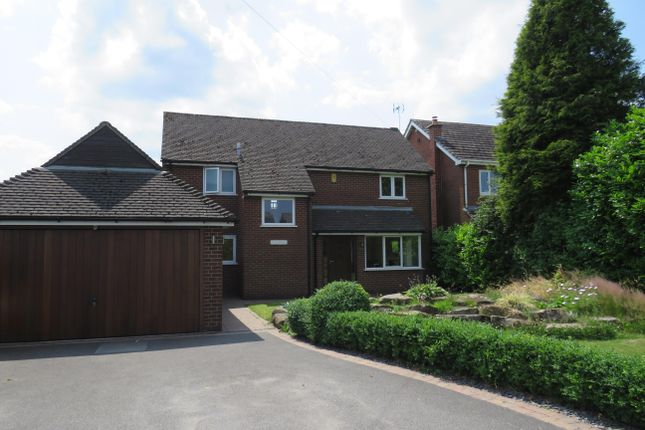 Thumbnail Detached house to rent in Main Road, Hulland Ward, Ashbourne