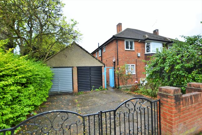 Thumbnail Maisonette to rent in Thornbury Road, Osterley, Isleworth