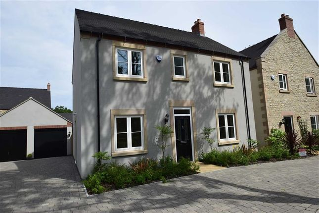 Thumbnail Detached house for sale in Porter Lane, Middleton, Matlock
