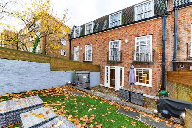 Thumbnail Terraced house to rent in Marston Close, London