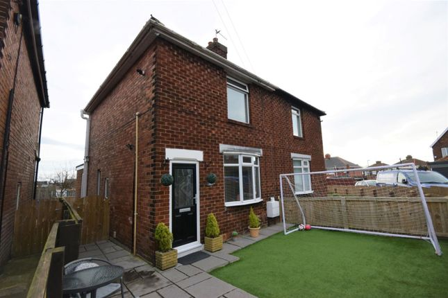 Thumbnail Semi-detached house for sale in Greenside Avenue, Horden, County Durham