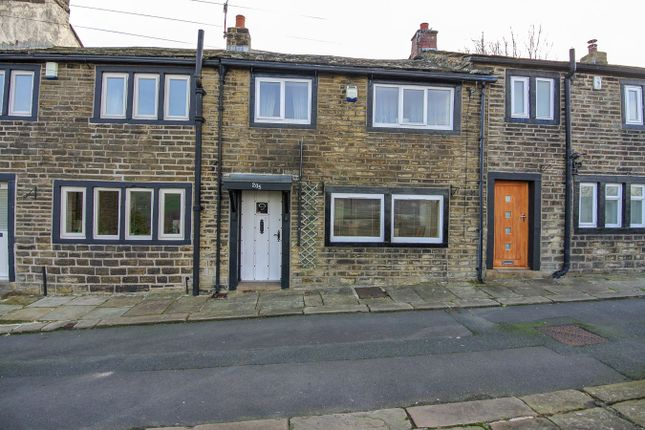 Thumbnail 2 bed cottage for sale in Lane Top, Linthwaite, Huddersfield