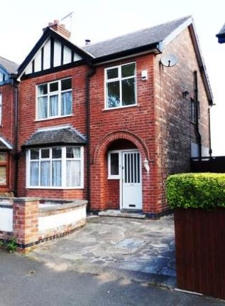 Thumbnail Semi-detached house to rent in Weardale Road, Nottingham