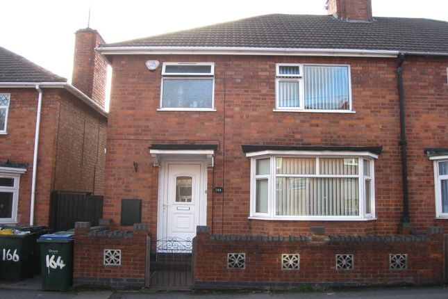 Thumbnail Semi-detached house for sale in Terry Road, Stoke, Coventry