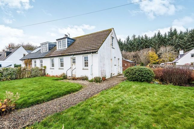 Thumbnail Bungalow for sale in Drummond Road, Evanton, Dingwall