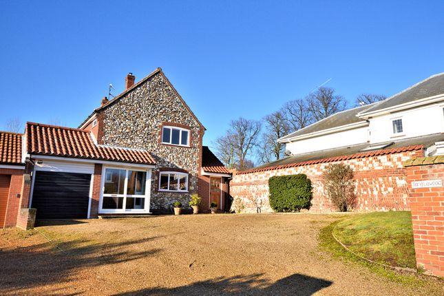 Thumbnail Link-detached house for sale in Herrings Lane, Burnham Market, King's Lynn