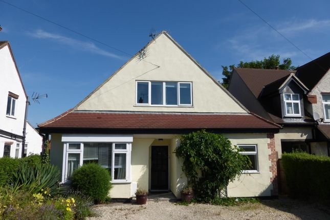 Thumbnail Property to rent in Knightthorpe Road, Loughborough