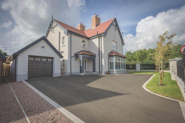 Thumbnail Detached house for sale in 1, Fairfields, Lisburn