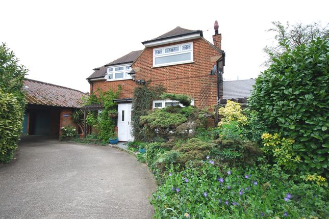 Thumbnail Cottage for sale in Belmont Close, Herfordshire