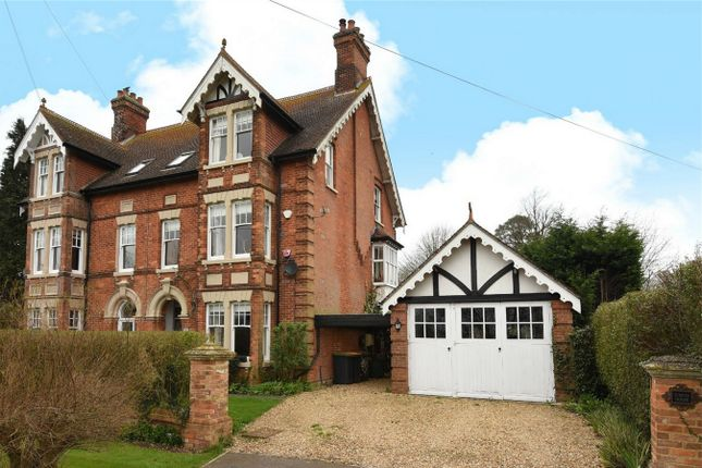 Thumbnail Semi-detached house for sale in Odell Road, Sharnbrook, Bedford