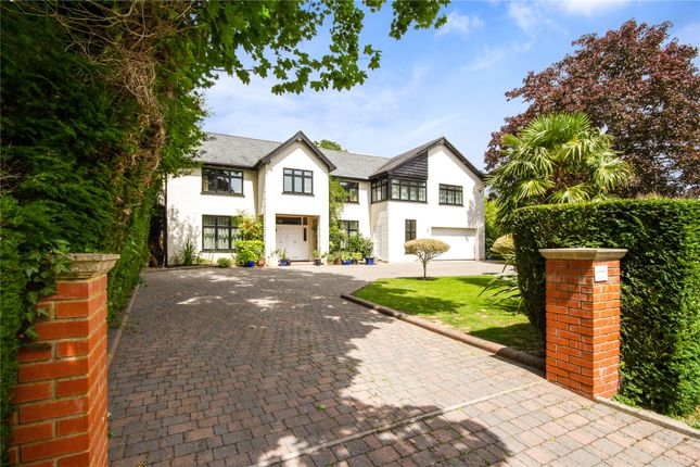Thumbnail Detached house for sale in Kewferry Drive, Northwood, Middx