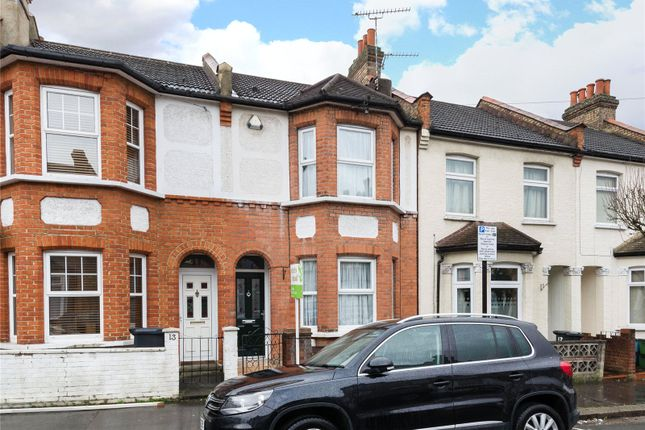 Thumbnail Terraced house for sale in Addiscombe Court Road, Addiscombe, Croydon