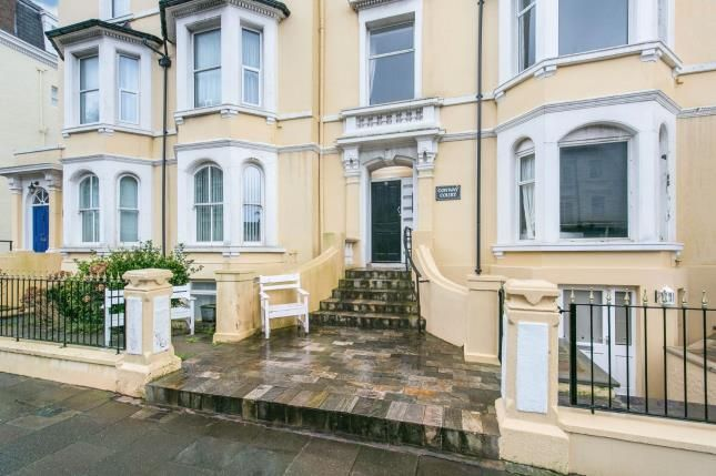 Thumbnail Flat for sale in Vaughan Street, Llandudno, Conwy, North Wales