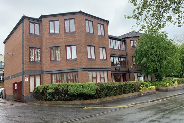 Thumbnail Office to let in Part Ground Floor Florence House, St. Marys Road, Hinckley, Leicestershire