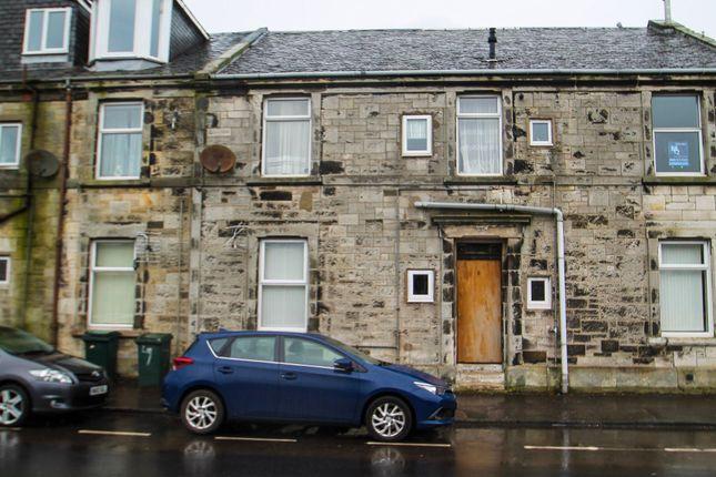 Thumbnail Flat for sale in Main Street, Newmilns
