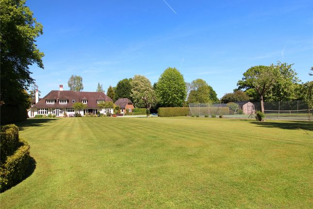 Thumbnail Detached house for sale in Lyons Road, Slinfold, Horsham, West Sussex