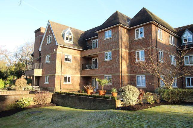 Thumbnail Flat for sale in Churchfields Avenue, Weybridge
