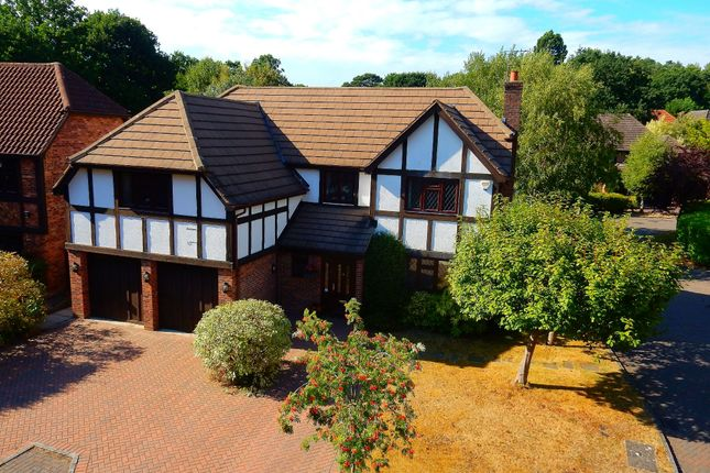 Thumbnail Detached house to rent in Lansdowne Road, Frimley, Camberley